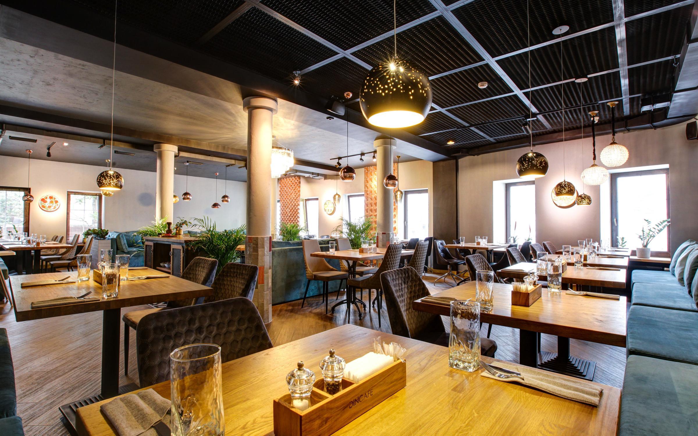 фотография Семейного ресторана DINcafe на Каланчёвской улице