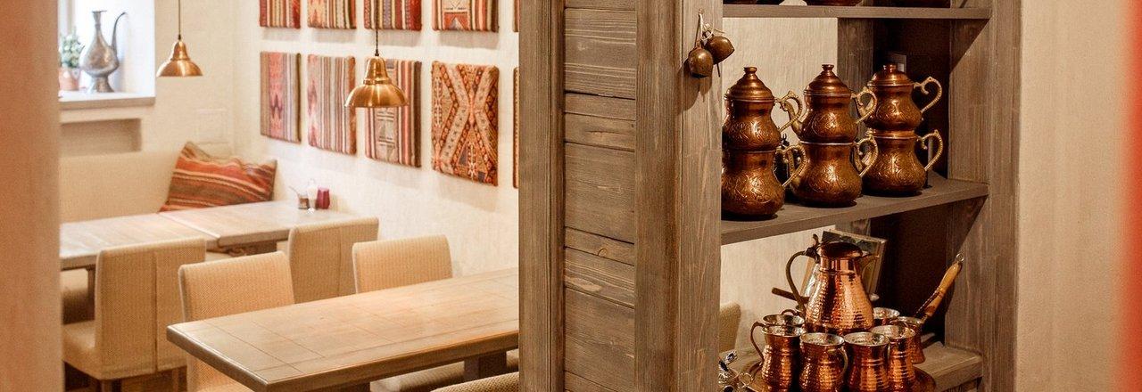 фотография Кафе турецкой кухни Бардак на Маросейке