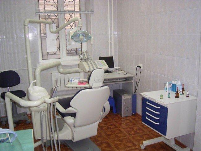 фотография Клиники Дентсервис в поселке Бугры