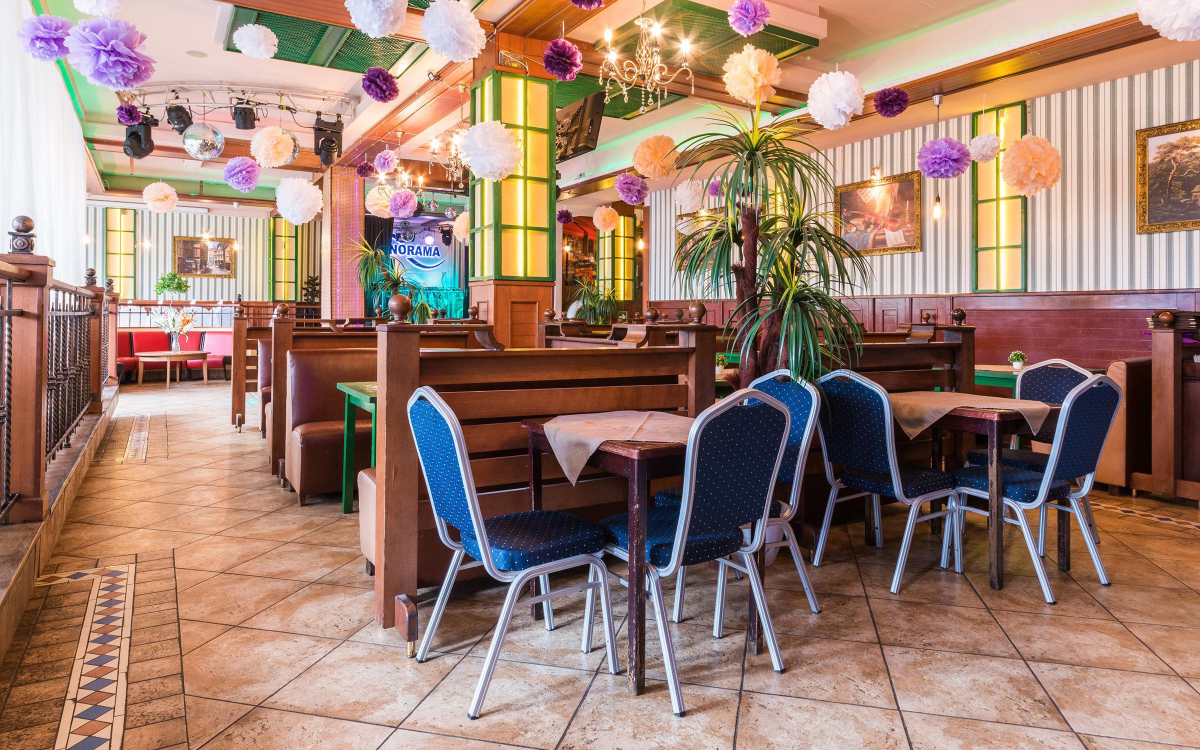 фотография Ресторана PANORAMA на Балаклавском проспекте
