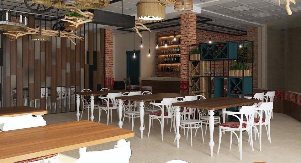 Фотогалерея - Грузинское кафе Пурмарили