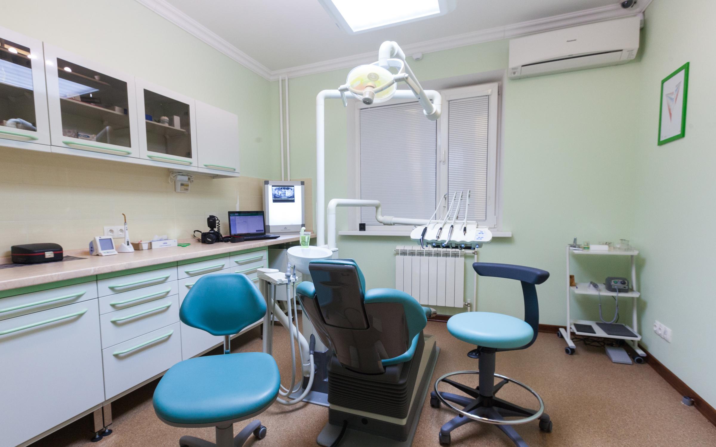 фотография Стоматологическая клиника профессора С. И. Абакарова на Павелецкой площади