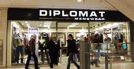 18faff34d77 Магазин мужской одежды и кожгалантереи DIPLOMAT в ТЦ Невский Центр -  отзывы