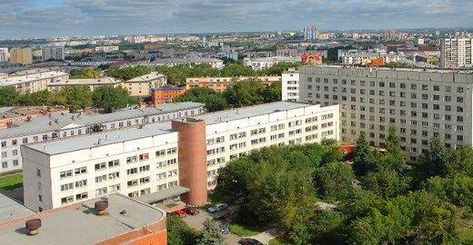 Химическая 5 оренбург больница 6 вакансии