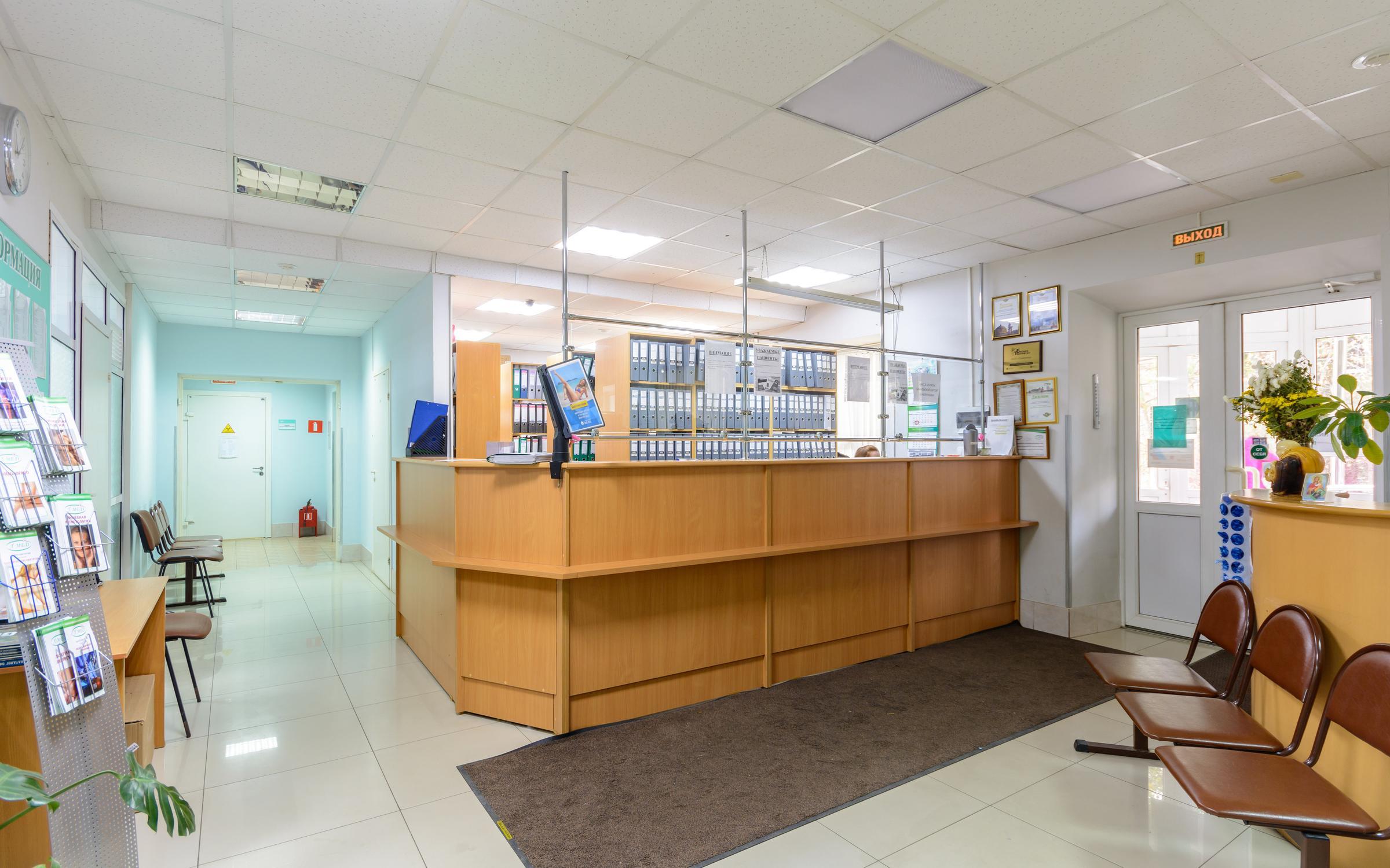 фотография Многопрофильной клиники Л`Мед на улице Токарева