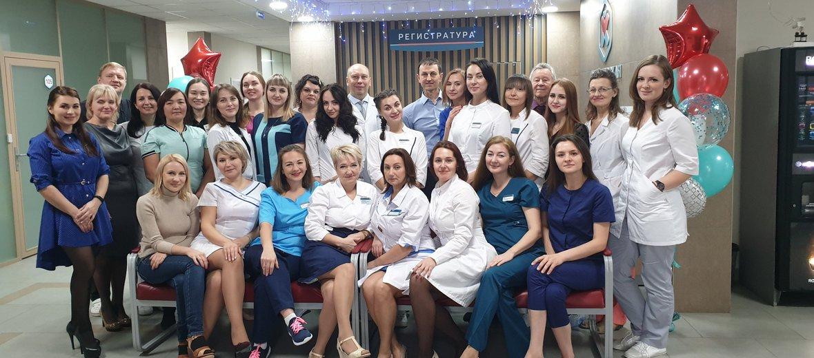 Фотогалерея - Медицинский многопрофильный центр Филатовская клиника