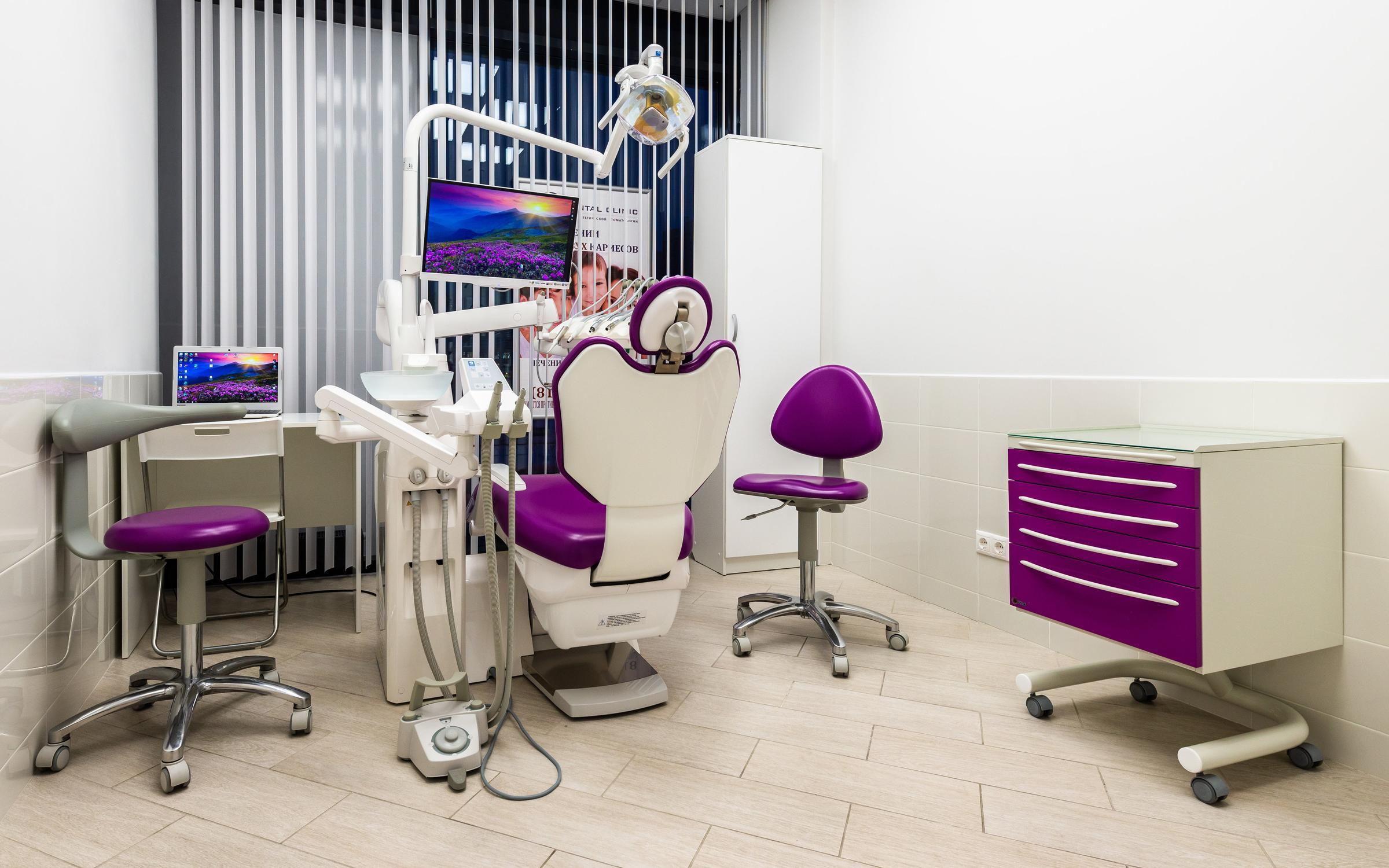 фотография Центра эстетической стоматологии и косметологии Дентал Клиник в Приморском районе