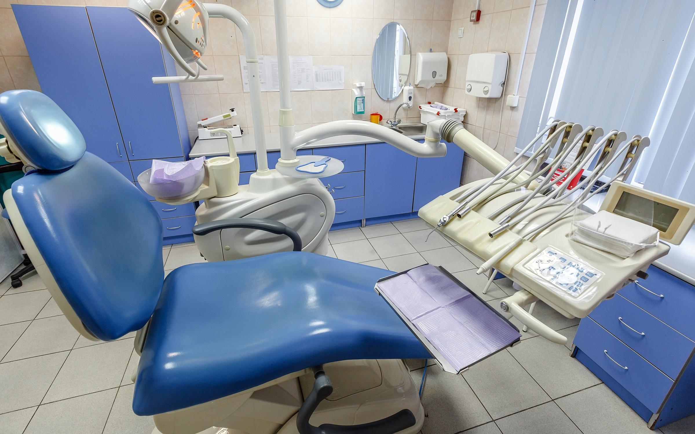 фотография Стоматологической клиники Добрые руки на метро Улица Дыбенко