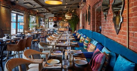 фотография Ресторана восточной и средиземноморской кухни Nofar на Кутузовском проспекте