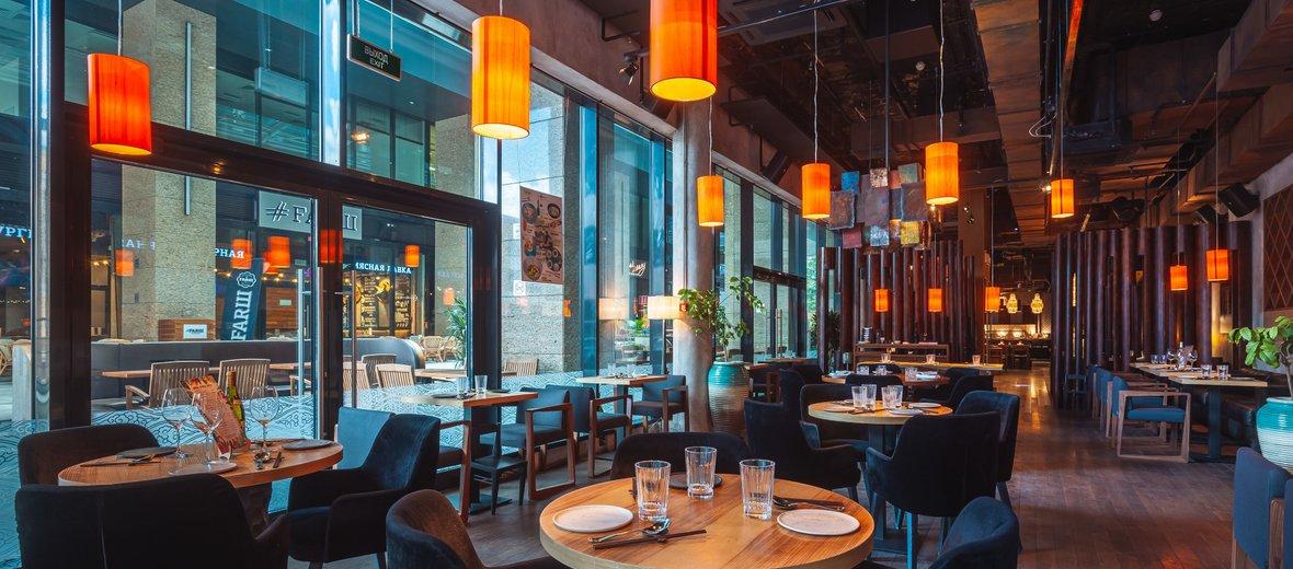 Фотогалерея - Ресторан Madame Wong на Лесной улице