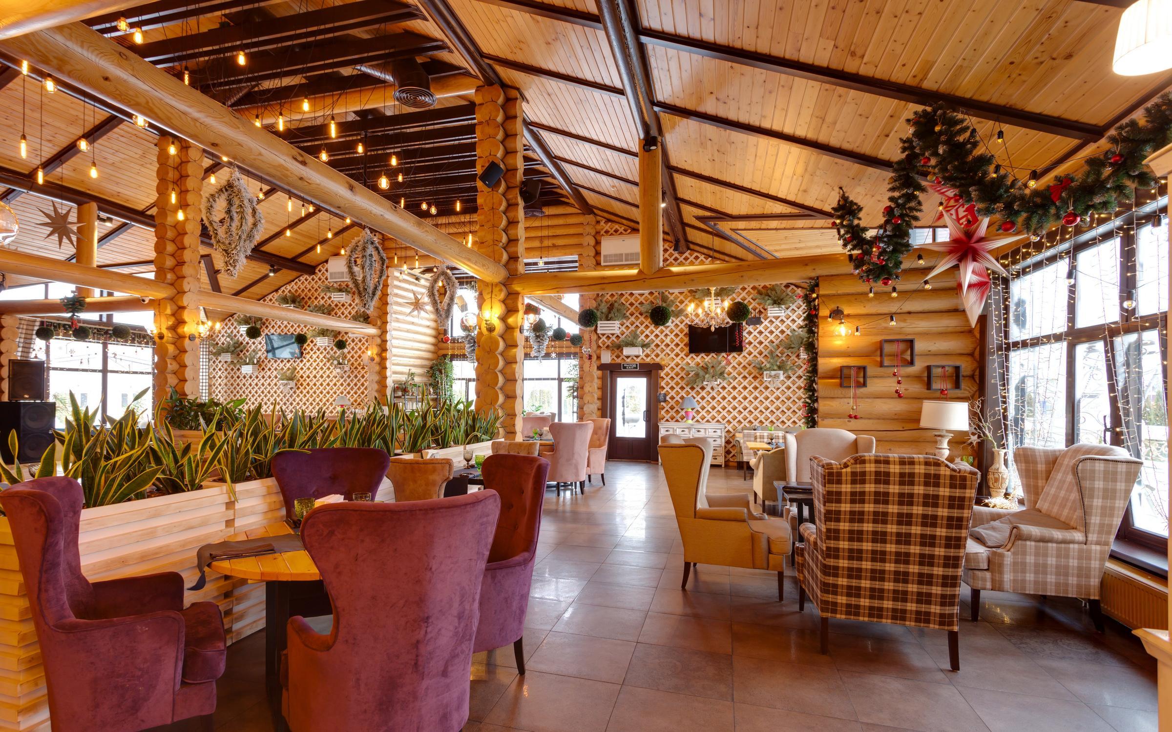 фотография Ресторана Всё своё на Киевском шоссе