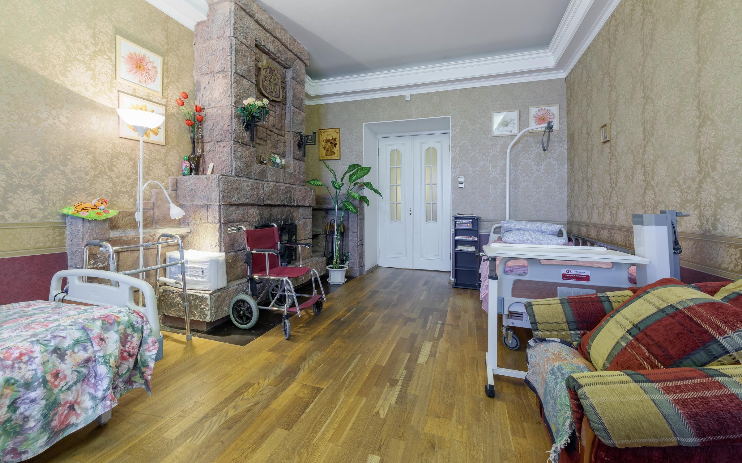 дом престарелых володарский район