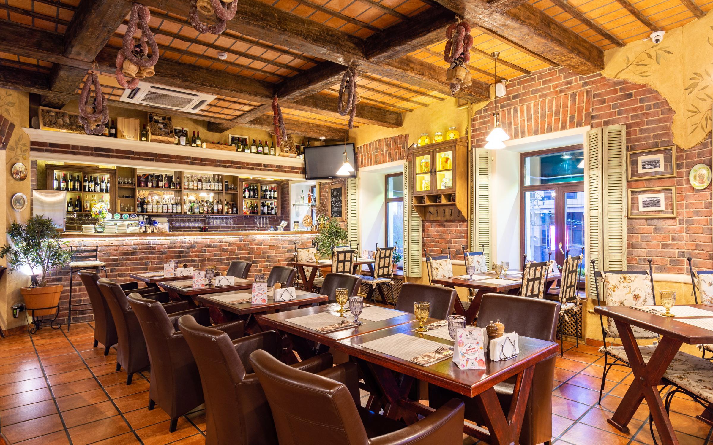 фотография Ресторана Bella Pasta на улице Красная Пресня