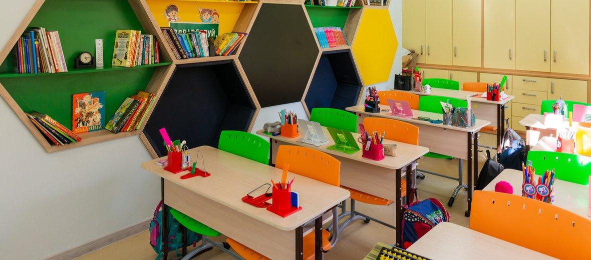 Фотогалерея - Школа и детский сад Колибри на метро Щёлковская