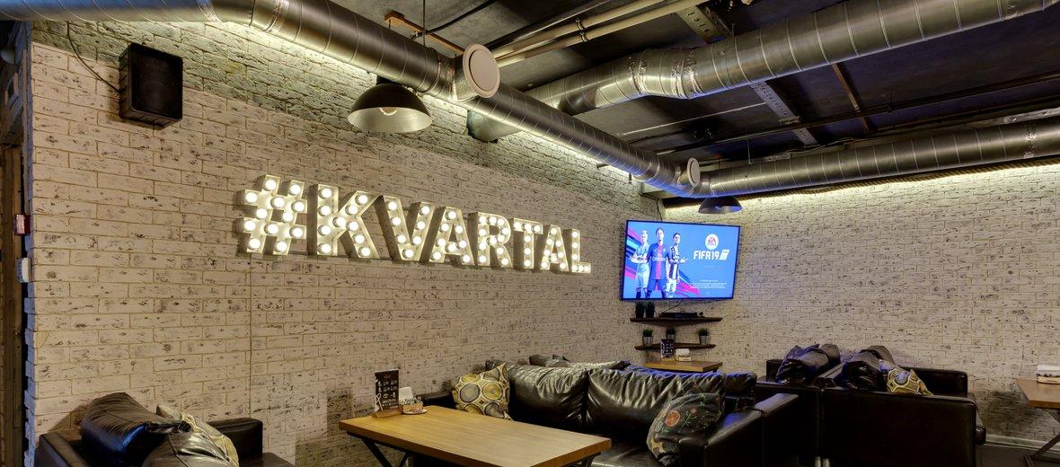 Фотогалерея - Кальянная KVARTAL HookahBar на Куликовской улице
