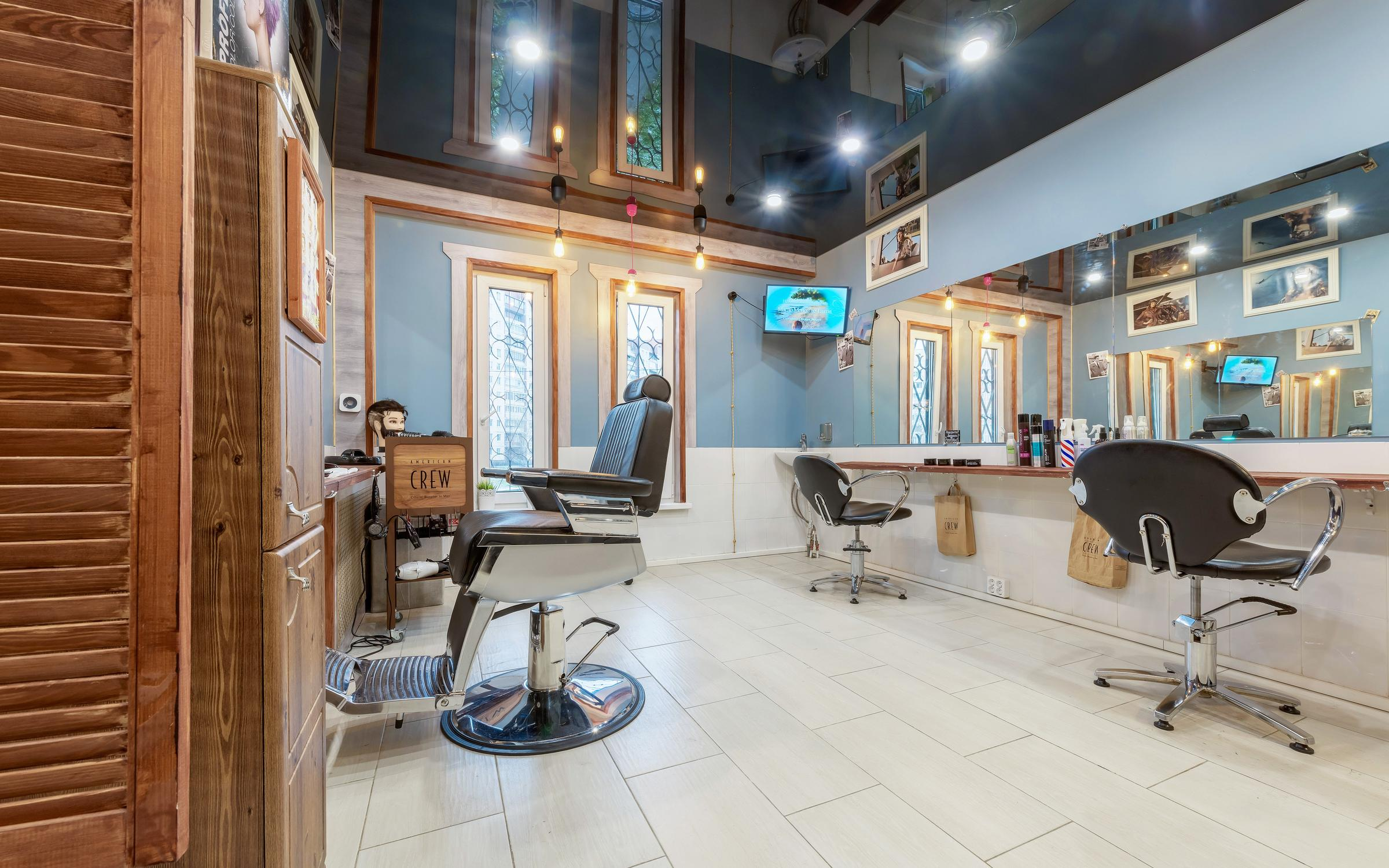 фотография Салона красоты ROOM Hairdresser на метро Комендантский проспект