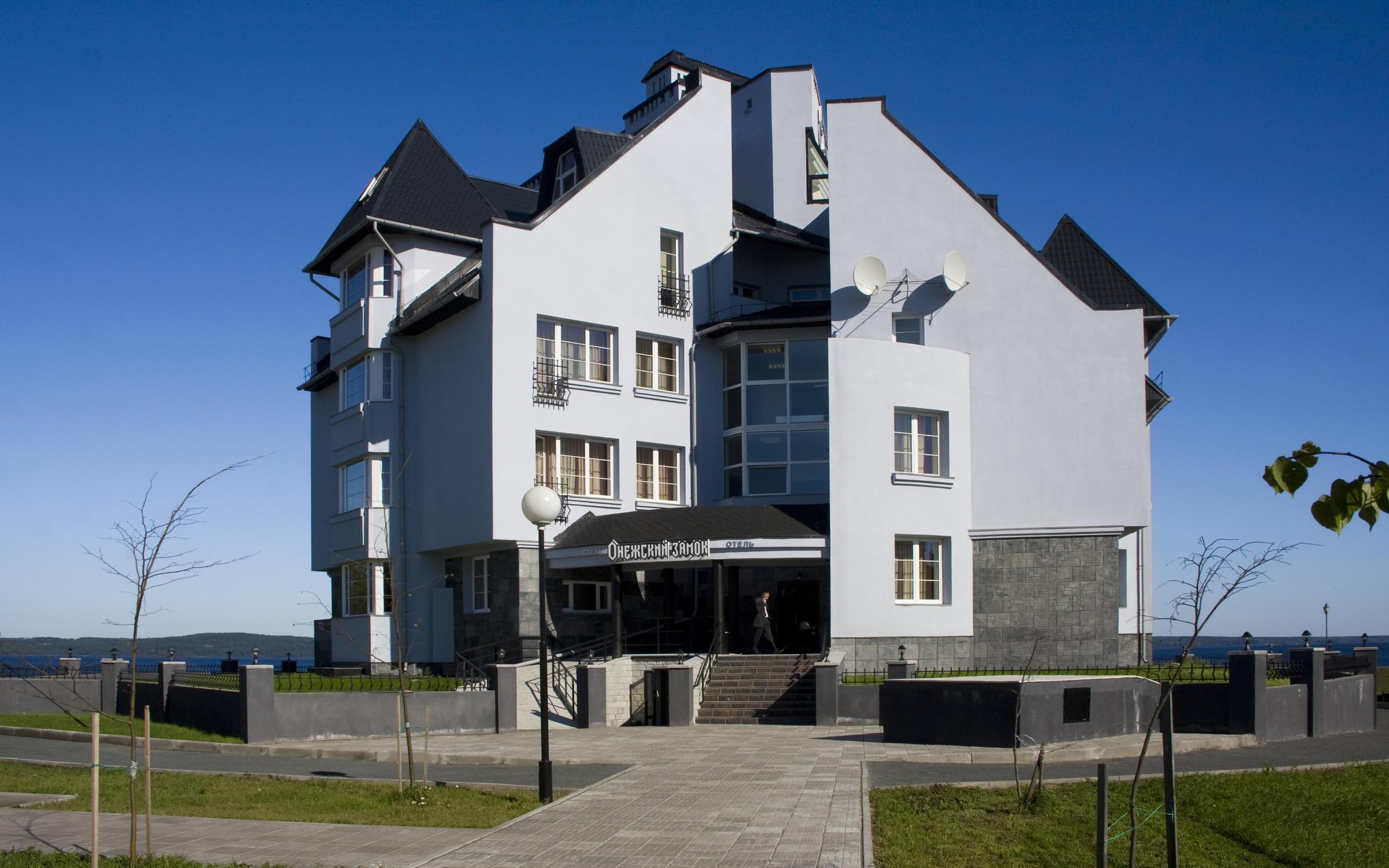 фотография Отеля Онежский замок