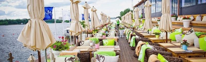 фотография Ресторан-шатер Vоdный на Ленинградском шоссе