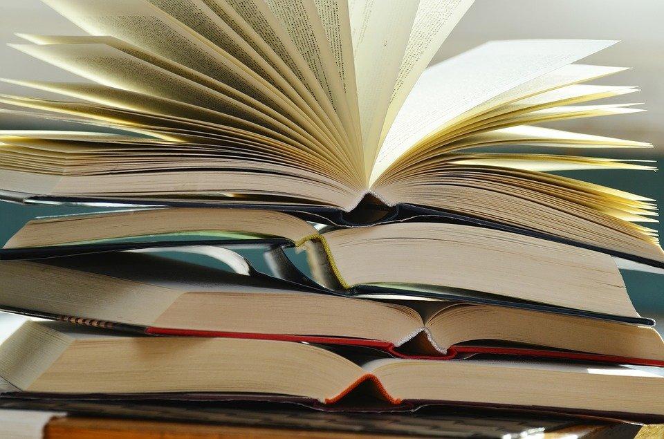 фото книжного стеллажа