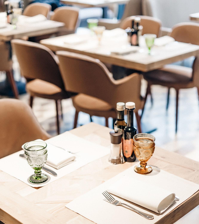 фотография Итальянского ресторана BOCCONCINO в Москва-Сити