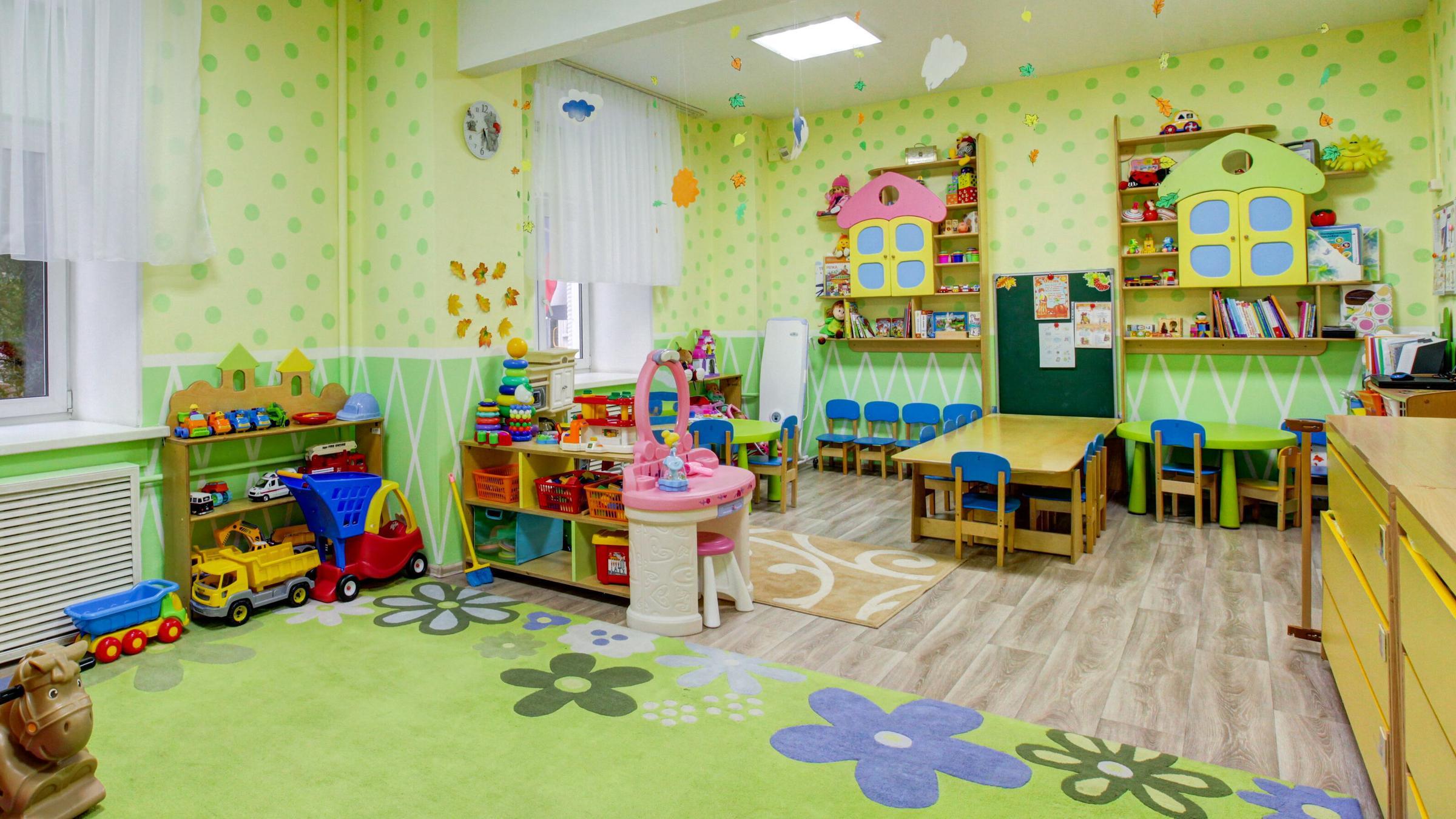 фотография Частного детского сада Лучик на метро Сокол