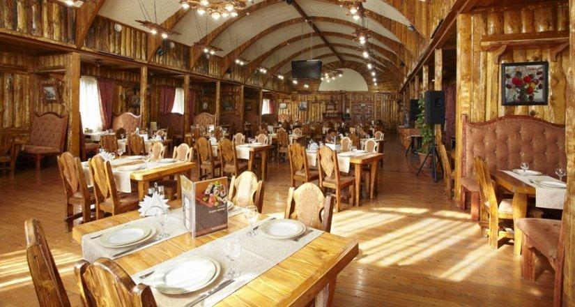 фотография Ресторана Усадьба Принца на Каширском шоссе