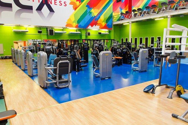 фитнес клубы алекс фитнес в москве