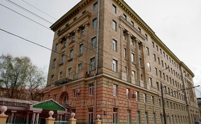 фотография Поликлиники 9 Лечебно-диагностический центр Министерство обороны РФ на Большой Пироговской улице