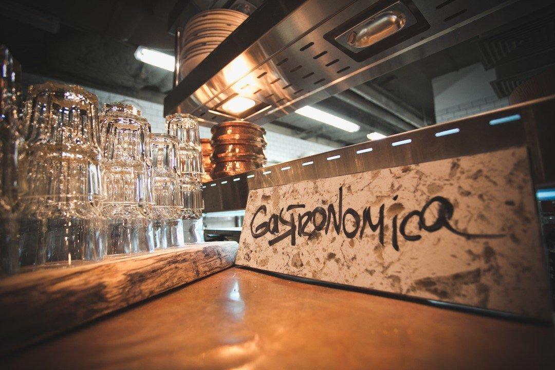 фотография Ресторана Гастрономика в ТЦ Olympic Plaza