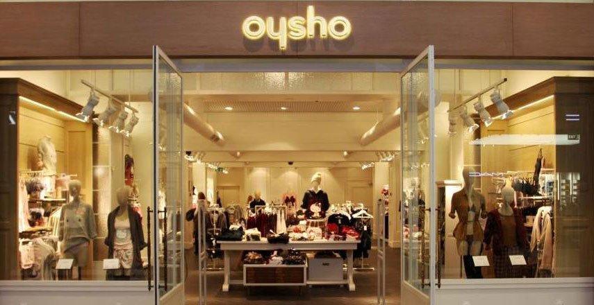 фотография Сеть магазинов нижнего белья и домашней одежды Oysho в ТЦ Рио