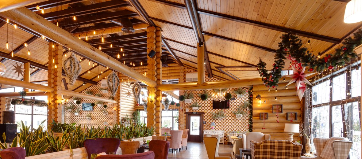 Фотогалерея - Ресторан Всё своё в Крекшино