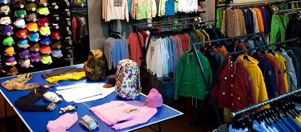 фотография Сеть магазинов стрит-одежды и аксессуаров 21 Shop на метро Ростокино