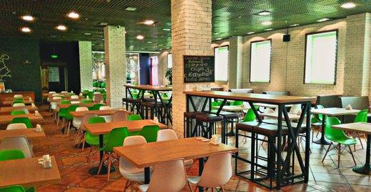 фотография Ланч-кафе Гурман в ТЦ Легион 3