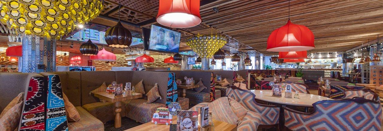 фотография Ресторана Чайхона №1 Тимура Ланского на метро Менделеевская