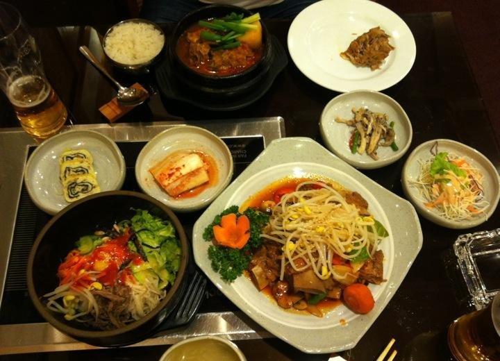 Фотогалерея - Ресторан Менга в гостинице Салют