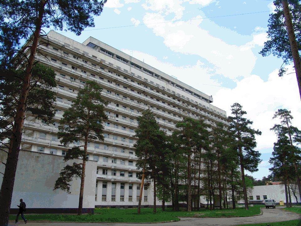 фотография Городской клинической больницы на улице Фрунзе в Жуковском
