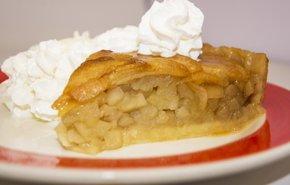 фотография Яблочный пирог