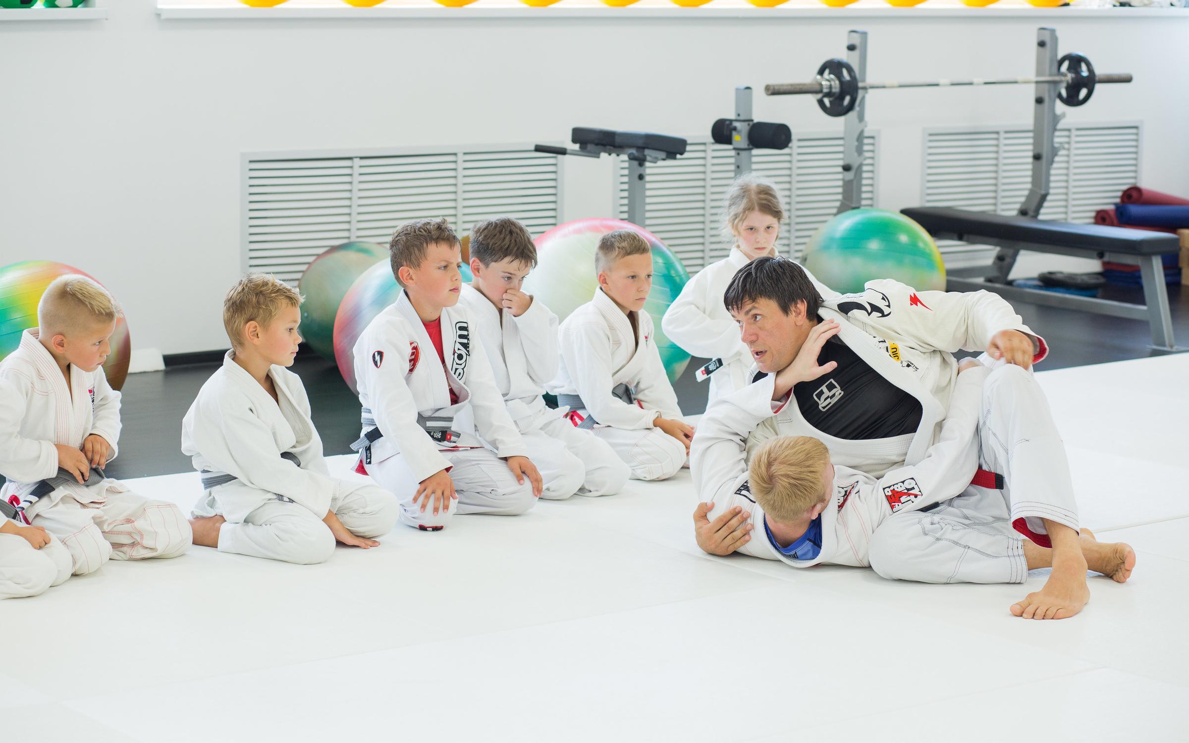 фотография Клуба боевых искусств S.P.O.R.T. Generation в ТЦ Экополис