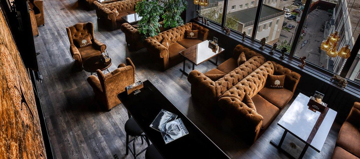 Фотогалерея - Барвиха Lounge на Нижней Красносельской улице