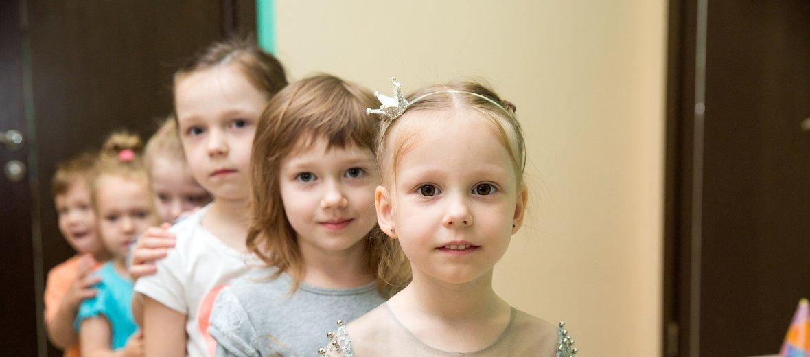 Фотогалерея - Детский сад Пупсан метро Ленинский проспект