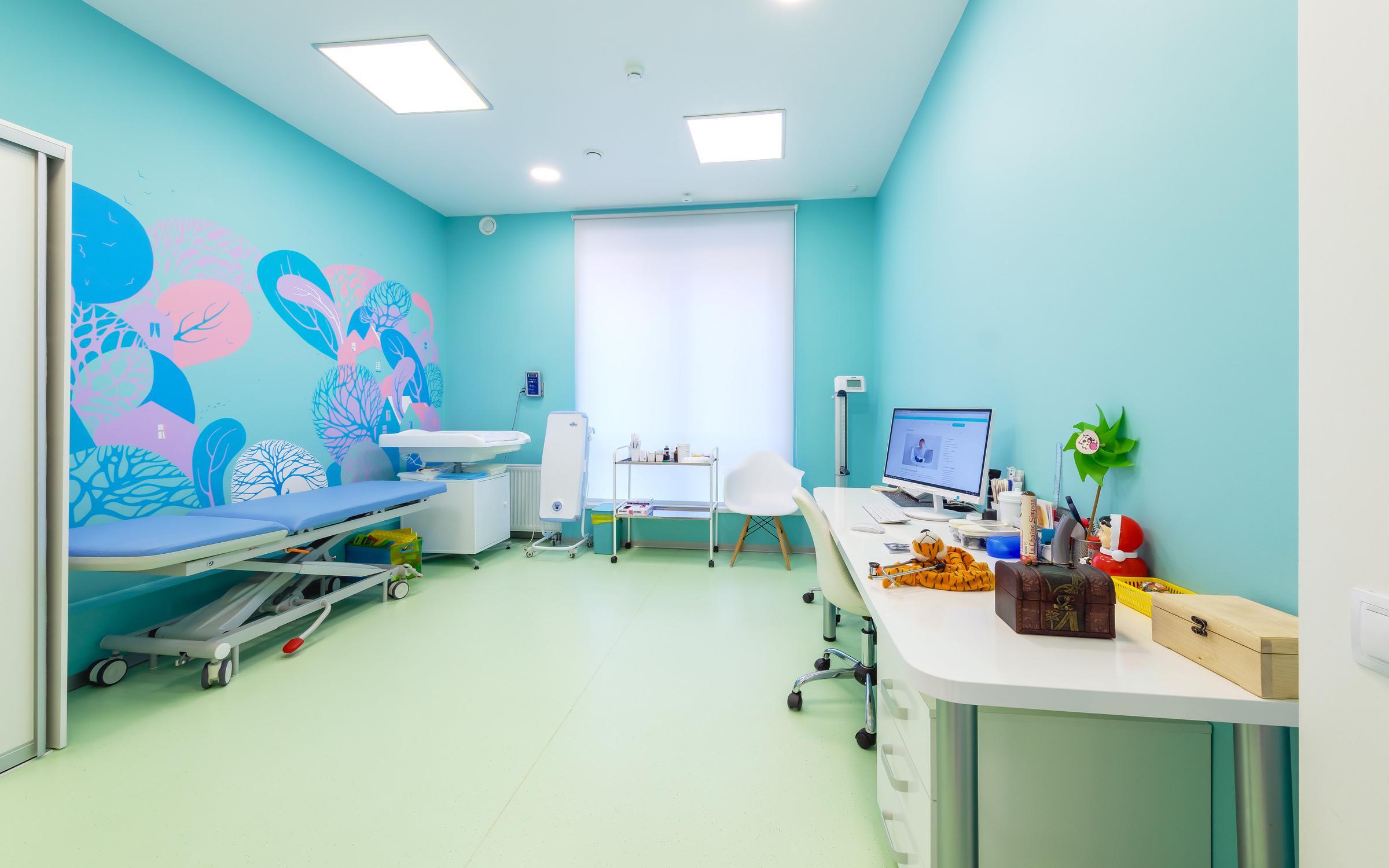 фотография Детского медицинского центра Lahta Junior на метро Старая Деревня