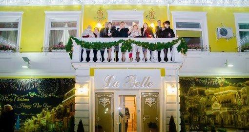 фотография Ресторано-гостиничный комплекс La Belle на Калининградском шоссе, 15з в Гурьевске