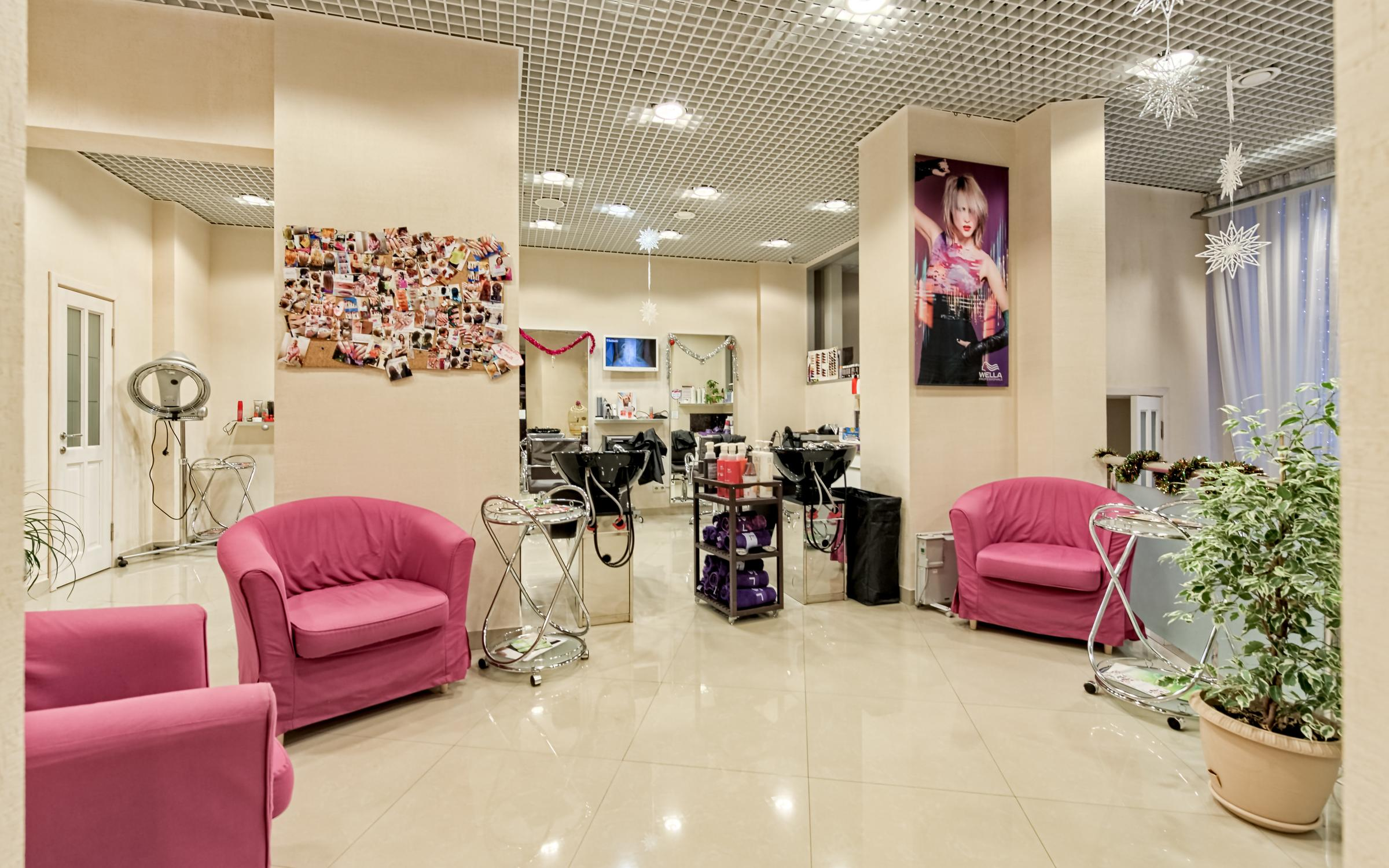 салон красоты в ленинском районе нижнего новгорода