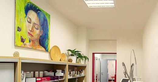 фотография Центра эстетической медицины ClinicZet в 1-м Волконском переулке