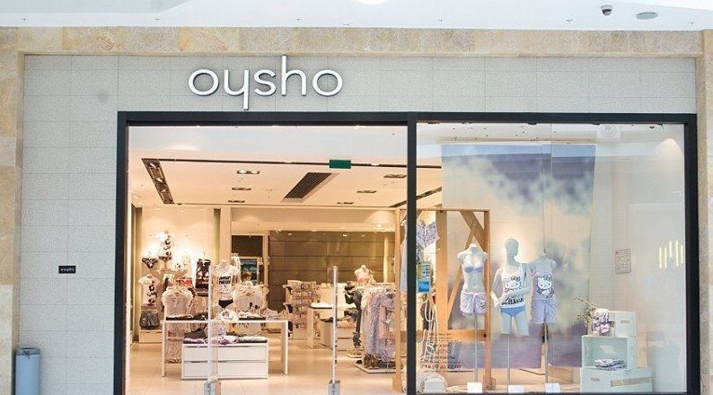 1b78b193fe0f Магазин домашней одежды и нижнего белья Oysho в ТЦ Фантастика ...