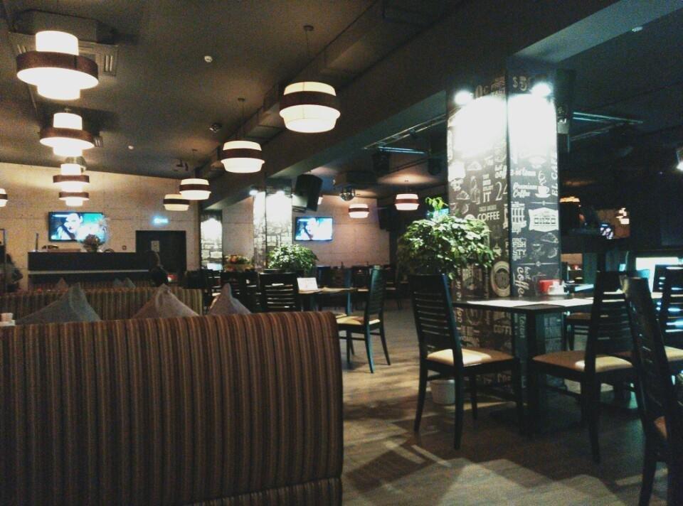 фотография Бара-ресторана Территория в Кузьминках