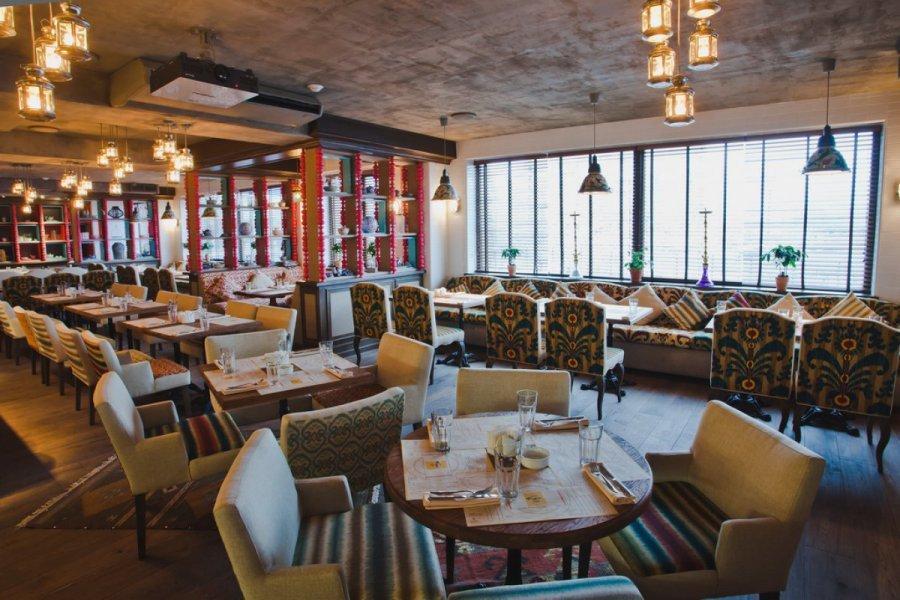 фотография Ресторана Пури на Индустриальном проспекте
