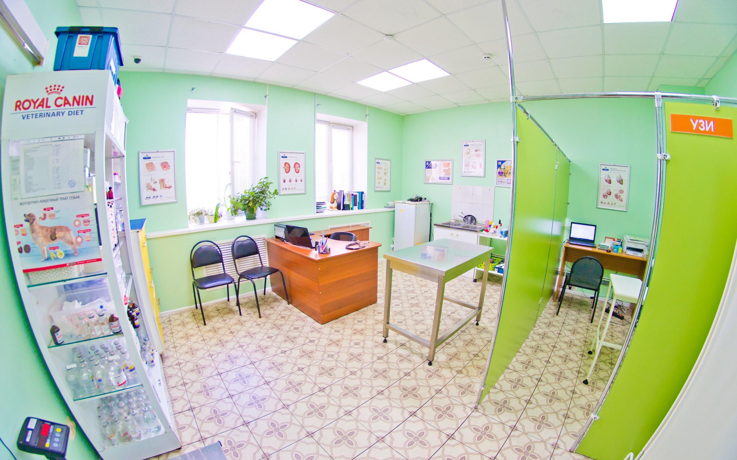 фотография Ветеринарного комплекса Барс на улице Чайковского