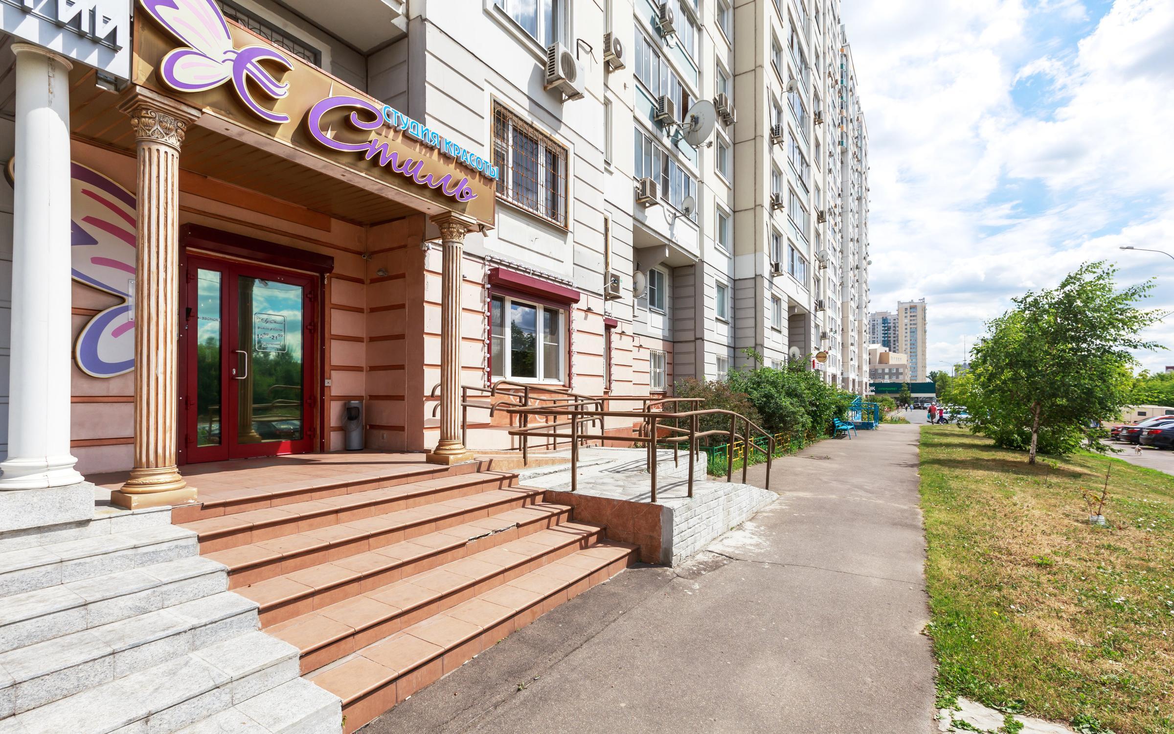 Помещение для персонала Волжский бульвар портал поиска помещений для офиса Юшуньская Большая улица