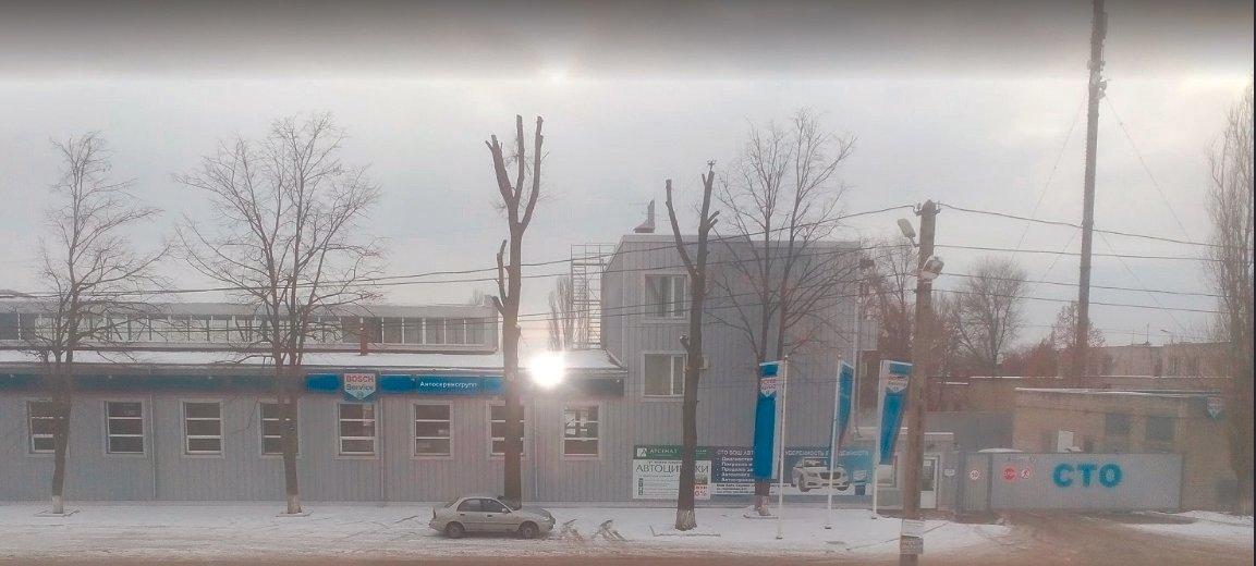 Фотогалерея - СТО Бош Авто Сервис на Передовой улице